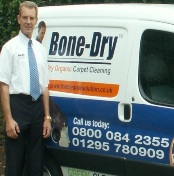 Richard Funnell Banbury And Oxfordshire Carpet Cleaning